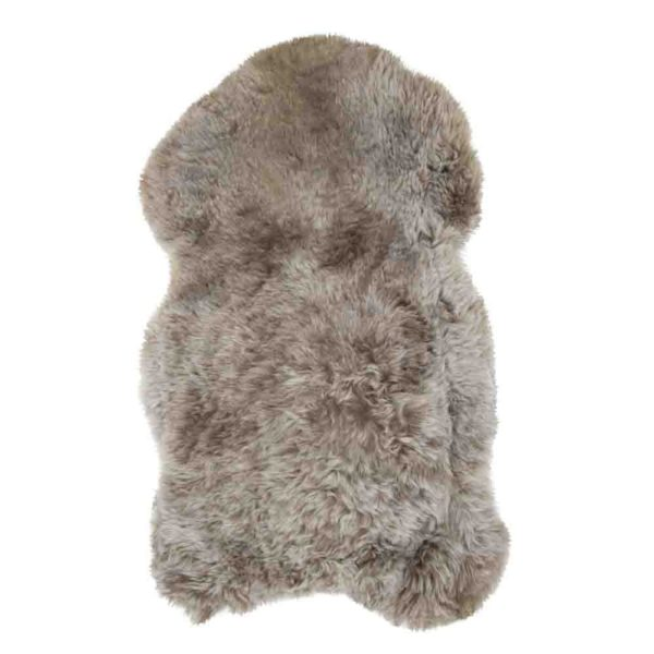 Fur Sheep Iceland Shaved Rust 100-110cm (ovis Aries) leather/fur - LifeDeals